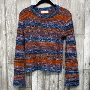 Anthropologie Elodie knit sweater